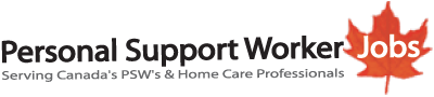 Personal Support Worker Jobs